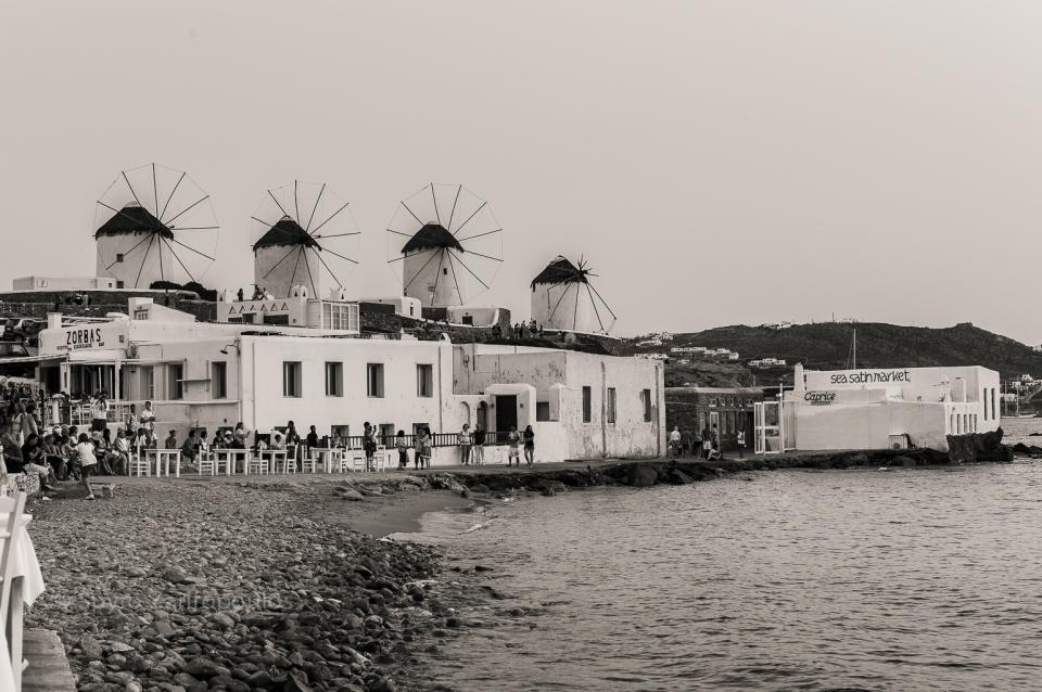 Windmills - Mykonos